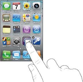 значки на айфон 3
